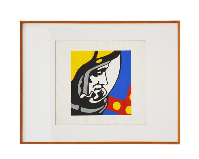 , 'Astronauta,' 1969, Galeria Houssein Jarouche