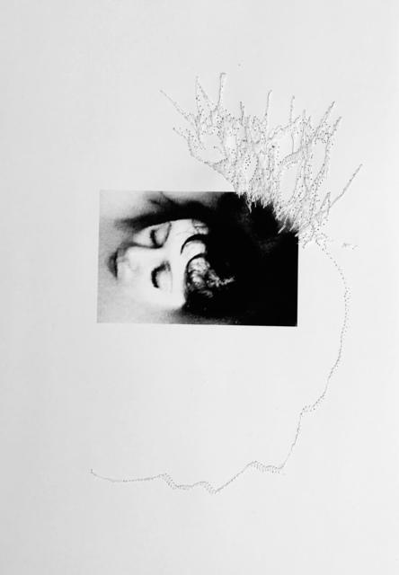 , 'Selfportrait #15,' 2019, Galerie Céline Moine & LGFA