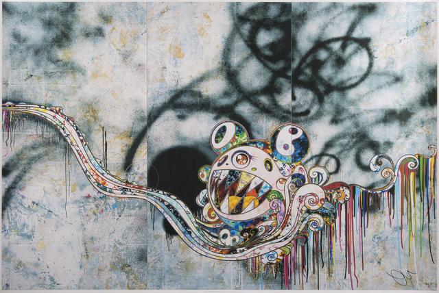 Takashi Murakami, '727999', 2016, Julien's Auctions