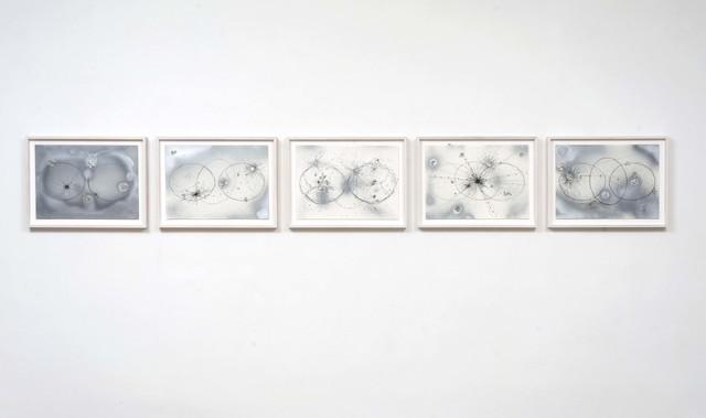 , 'Orbite rosse,' 2009, Erica Ravenna Fiorentini Arte Contemporanea