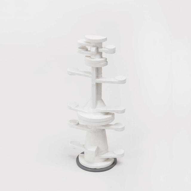 Jim Oliveira, 'White Totem', 2012, Patrick Parrish Gallery