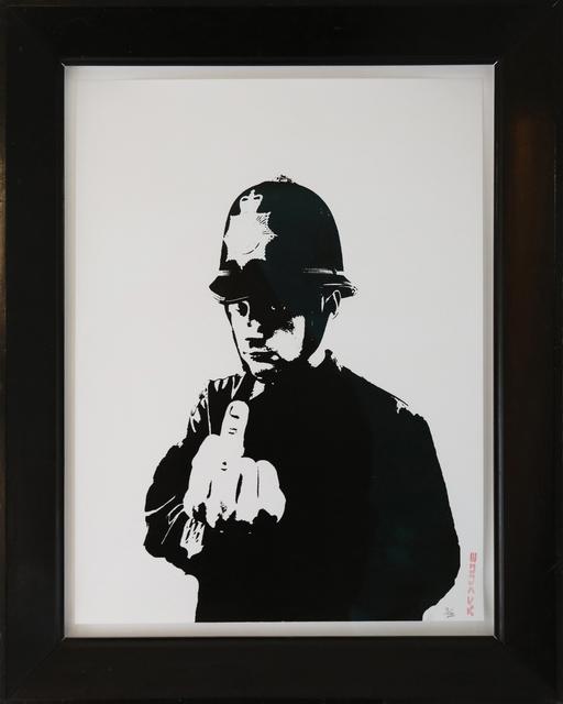 , 'Rude Copper stamped,' 2002, Galerie Kronsbein
