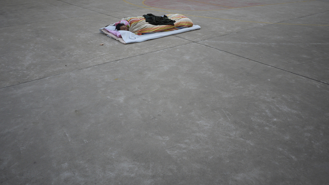 , 'A Single Bed No.2 (Small Playground),' 2011, Klein Sun Gallery