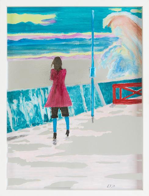 , 'Die hohe Welle,' 2017, GALERIE VON&VON