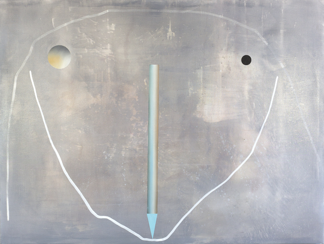 , 'OH.TI,' 2018, BC Gallery