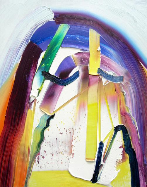 , 'Rainbow man,' 2014, AREA Gallery