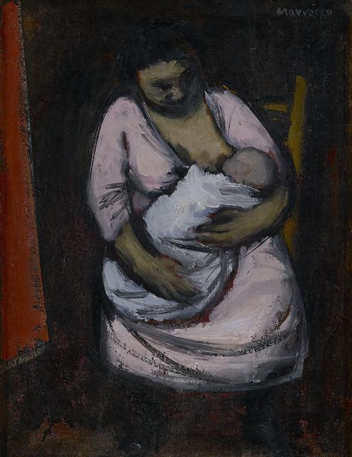 , 'Wet Nurse II,' ca. 1958, The Scottish Gallery