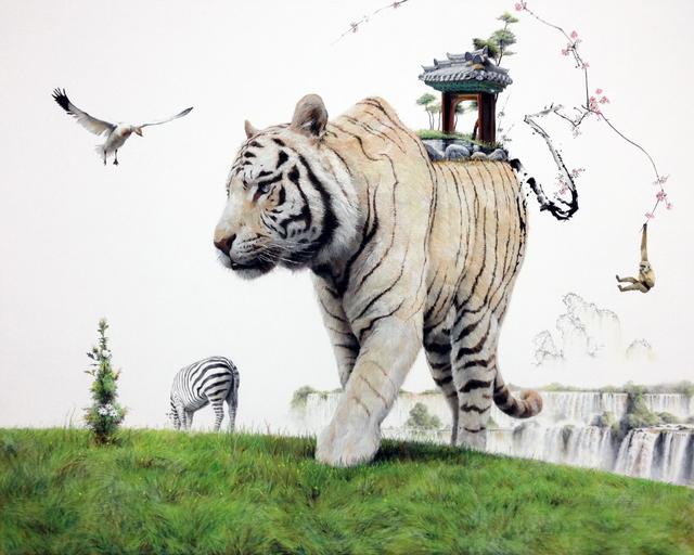 , 'Instant Landscape - traveler #30,' 2014, Leehwaik Gallery