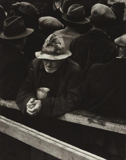 Dorothea Lange, ''White Angel Breadline' (San Francisco)', Sotheby's