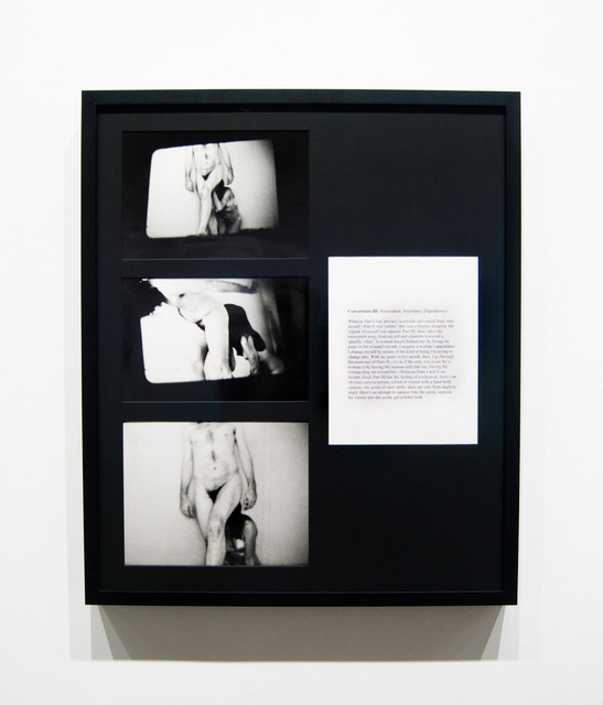, 'Conversions III (Association, Assistance, Dependence),' 1970-1971, Rhona Hoffman Gallery