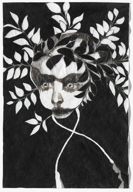 , 'The Evil Poet,' 2011, Galería Oliva Arauna