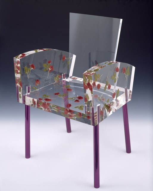 , 'Miss Blanche chair,' 1988, San Francisco Museum of Modern Art (SFMOMA)