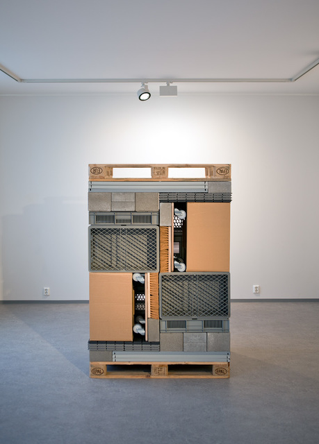 , '180° - ØKS,' 2015, Galerie Ramakers