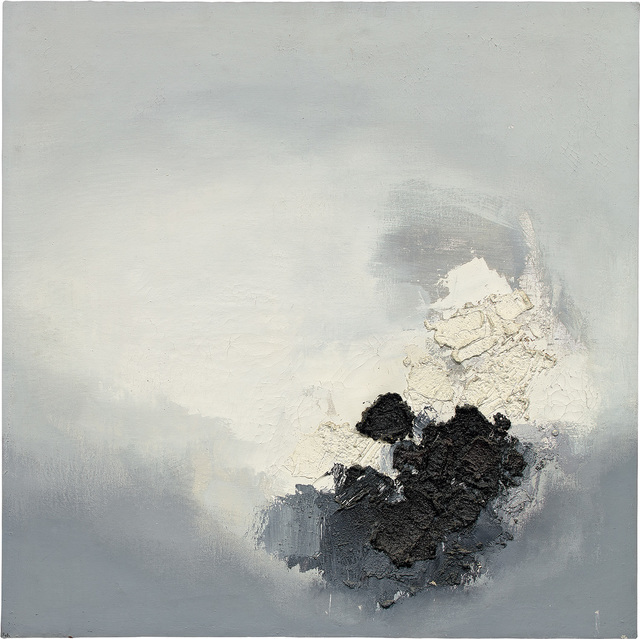 Luis Feito, 'Untitled', 1959, Painting, Oil and sand on canvas, Phillips