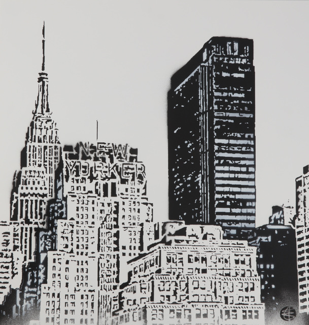 Nick Walker, 'New Yorker', 2016, Chiswick Auctions