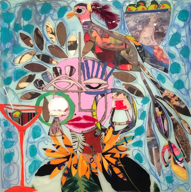 , 'A Bird Named Martini,' 2017, Miller Gallery Charleston