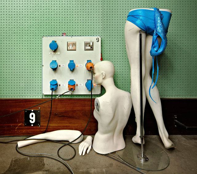 , 'SABC Minimal #4,' 2012, Goodman Gallery
