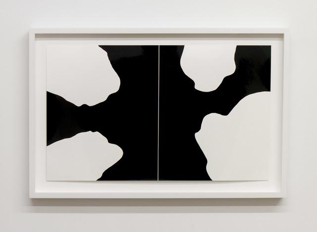 , 'Untitled (C-1828),' 2016, Yossi Milo Gallery