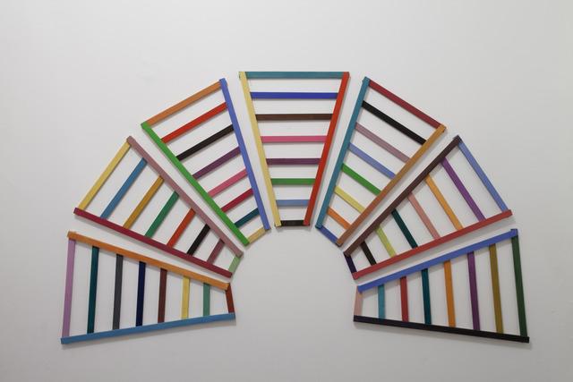 , 'Arena,' 2014, Galerie Emmanuel Hervé