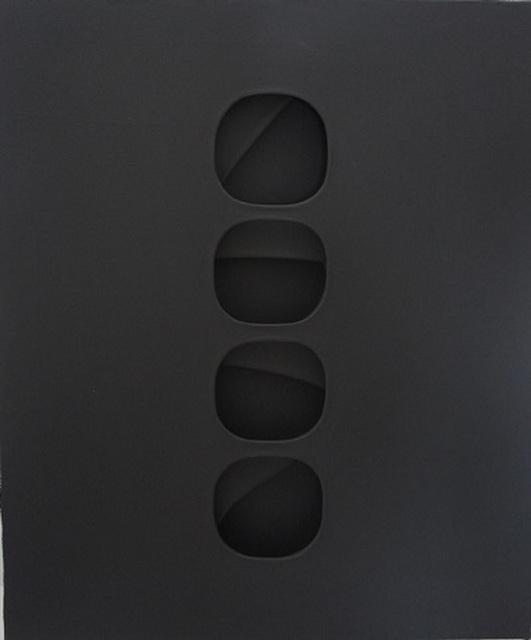 , 'Intersuperficie curva nera,' 1966, Absolute Art