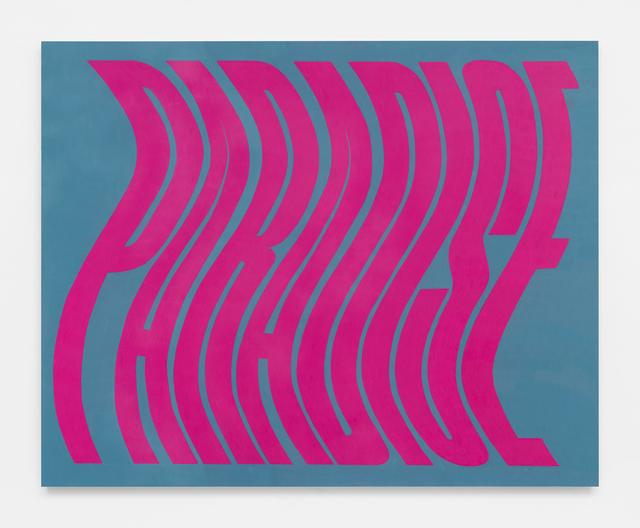 , 'Paradise (Pink Nightmare),' 2017, Gavlak