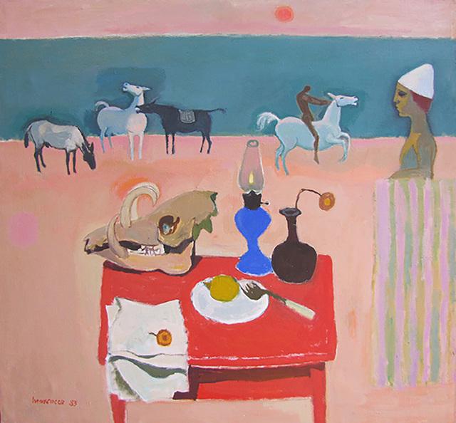 , 'Fantasia Siciliana,' 1983, The Scottish Gallery