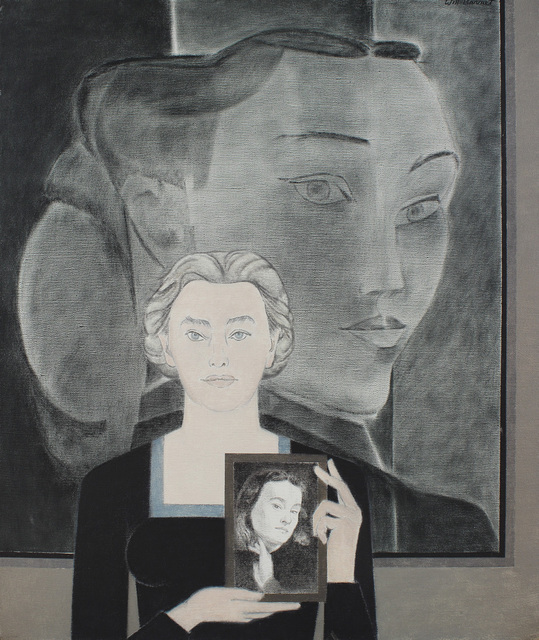 , 'Now and Then,' 1989, Alexandre Gallery