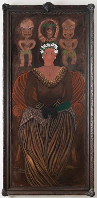 Hariata Ropata Tangahoe, 'Hinikiu Piripi-Kohe', 2003-2004, Bowen Galleries