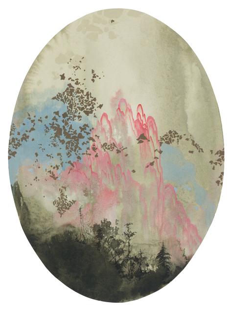 , 'Alpine no. 1,' 2017, DC Moore Gallery