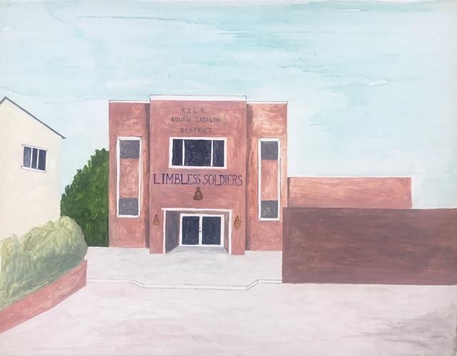 Noel McKenna, 'Limbless Soldiers Association Building', 2019, Darren Knight Gallery