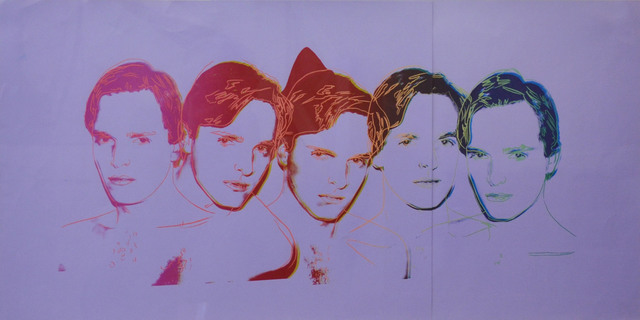 Andy Warhol, 'Miguel Bose', 1983, Long-Sharp Gallery