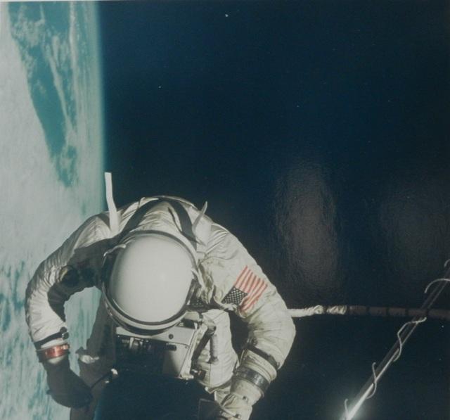 NASA, 'Buzz Aldrin Performs EVA ', 1966, Repetto Gallery