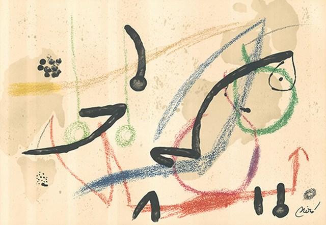 Joan Miró, 'Maravillas con variaciones acrósticas - 7', 1975, Cerbera Gallery