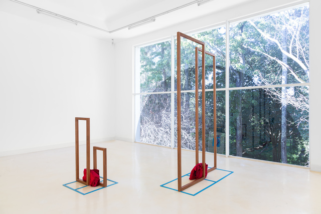 , 'The new reds (I and II),' 2013, Vera Cortês