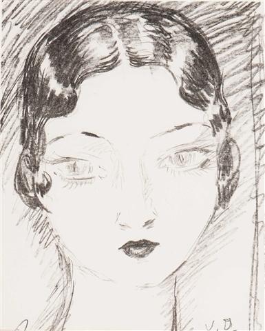 , 'Young Girl,' , SmithDavidson Gallery