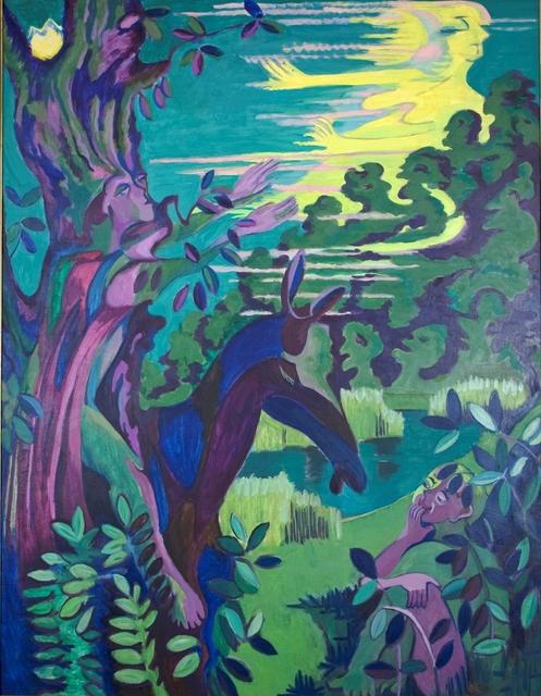 , 'Szene aus dem «Sommernachtstraum»,' 1937, Henze & Ketterer