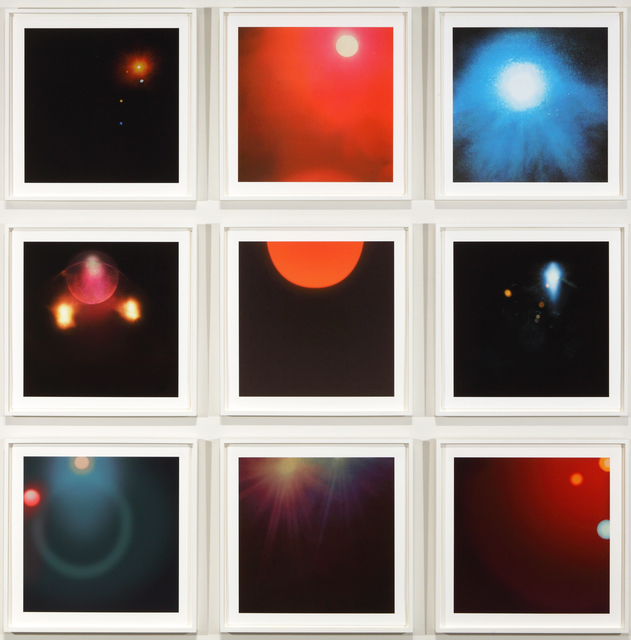 , 'Will The Sun Remember At All,' 2011-2012, Inman Gallery
