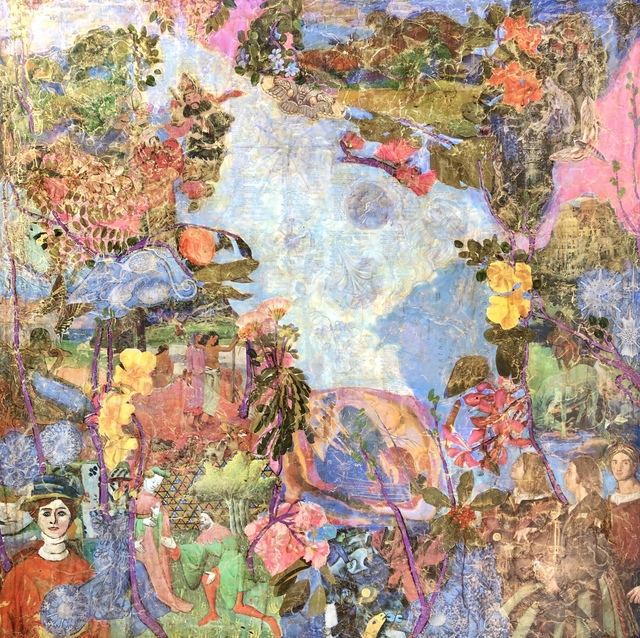 Suzy Scarborough, 'Ultraviolet Arrival', Zenith Gallery