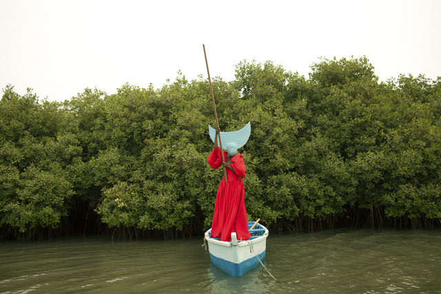 , 'Fortia Sailing,' 2017, Red Hook Labs