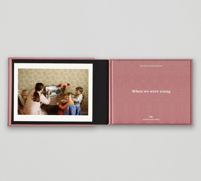 , 'Limited edition print (E) + book: 'When We Were Young',' 2020, Hoxton Mini Press