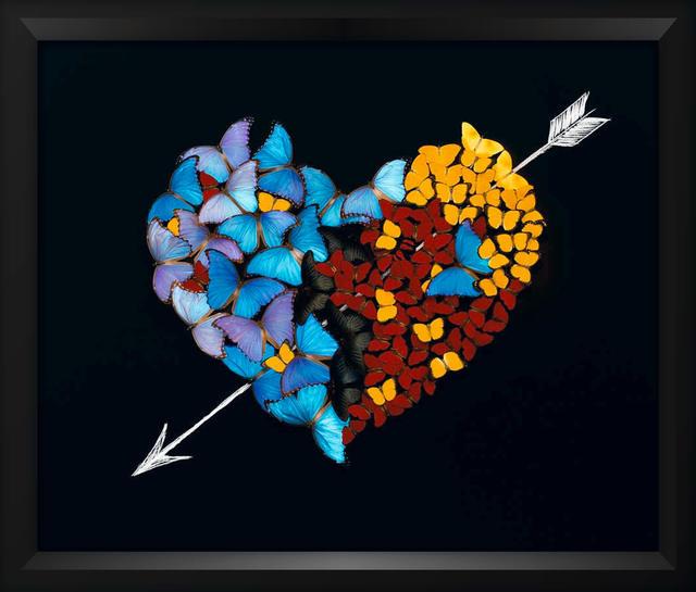 , 'Butterflies Heart,' 2016, Eden Fine Art