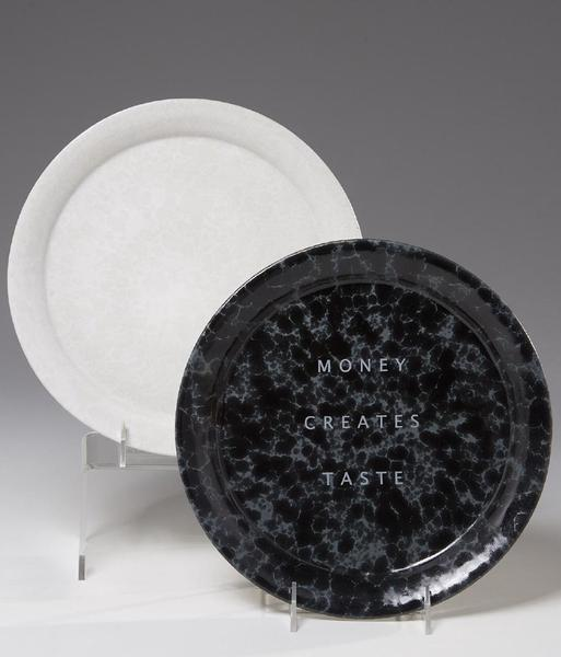 , 'Ceramic Charger,' 2002, Caviar20
