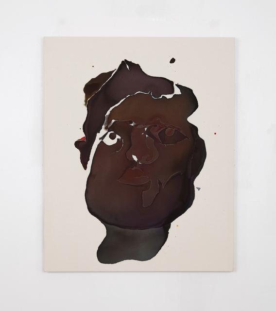 Gregg Louis, 'Blind Self Portrait 14', 2015, Nohra Haime Gallery