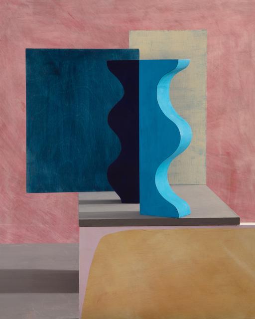 , 'Blue Boy,' 2019, Denny Dimin Gallery