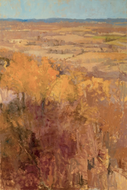 , 'Flattening into Bedford County, Early Fall,' 2018, Les Yeux du Monde Gallery