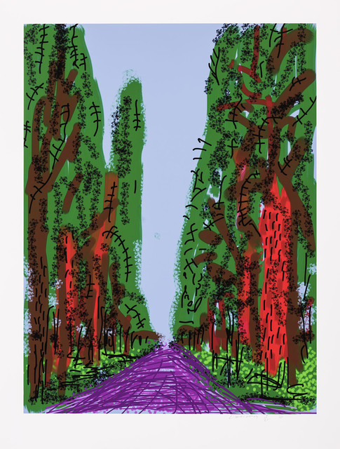 , 'The Yosemite Suite No.5,' 2010, Galerie Lelong & Co.