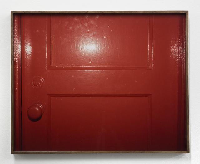 , 'Red Door,' 2018, Night Gallery