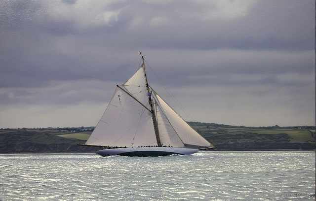 , 'Zenith Light - Mariquita, Pendennis Cup,' , Beside the Wave