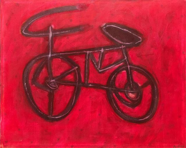 , 'La Bici,' 2017, Aura Galerias