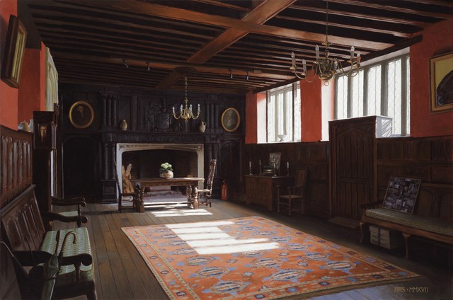 , 'Rainthorpe: Hall,' , Jonathan Cooper